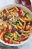 Wokschotel pasta met verse groenten_