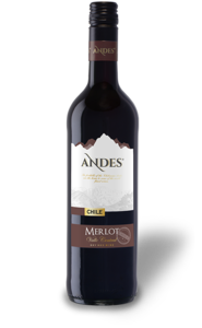 Huiswijn Andes Merlot (rood)